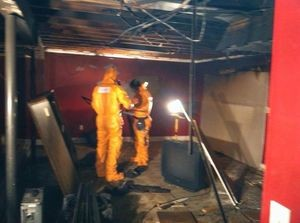 Basement Fire Damage Restoration