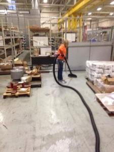 Warehouse Restoration Technician