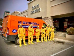 Sanitization techs - business